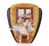 Franz Porcelain Vase Dance Ballet Limited Edition MPN: FZ03546 UPC: 817714015400