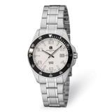 Charles Hubert White Dial Men's Watch Stainless Steel MPN: XWA5524