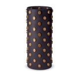 L'Objet Teo Black Vase X-Large MPN: TE102
