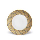 L'Objet Byzanteum Dessert Plate - Tri-Color MPN: BZ420