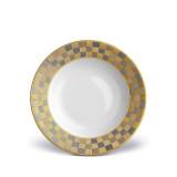 L'Objet Byzanteum Soup Plate - Tri-Color MPN: BZ430