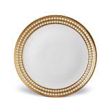 L'Objet Perlee Dinner Plate - Gold MPN: PR210