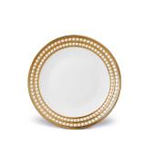 L'Objet Perlee Dessert Plate - Gold MPN: PR220