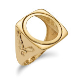 1/10AE Polished Coin Ring 14k Gold MPN: CR8/10AE