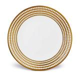 L'Objet Perlee Round Platter - Gold MPN: PR270