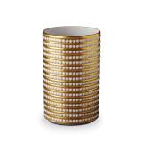 L'Objet Perlee Vase Large - Gold MPN: PR298