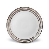 L'Objet Perlee Dinner Plate - Platinum MPN: PR310