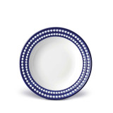 L'Objet Perlee Soup Plate - Bleu MPN: PR430