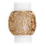 L'Objet Lorel Napkin Rings Gold Napkin Rings MPN: NJ9700