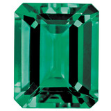 Mount Saint Helens 10 x 8 Emerald-Cut Gemstone MPN: MS10E