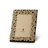 L'Objet Garland Picture Frames 4 X 6 Inch Picture Frame - Gold Yellow Crystals MPN: F7001S