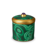 L'Objet Luminescence Chinoiserie Malachite MPN: C499