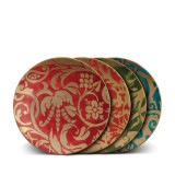 L'Objet Fortuny  Dessert Plates Assortment MPN: LPF10