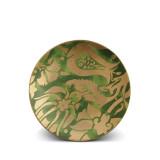 L'Objet Fortuny  Dessert Plates Melagrana Green MPN: LPF13