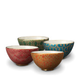 L'Objet Fortuny  Cereal Bowls Assortment MPN: LPF60