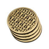 L'Objet Fortuny Coasters Venise (Set Of 4) MPN: LPF37