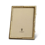 L'Objet Carrousel 5 X 7 Inch Picture Frame - Gold MPN: F3201M