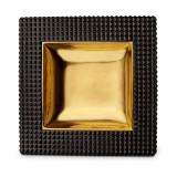 L'Objet Bibliotheque Black Gold Vide Poche 10 x 2 Inch MPN: DAC411
