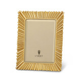 L'Objet Ray Gold Picture Frame 5 x 7 Inch MPN: F3001M