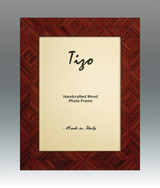 Tizo Lozenge 8 x 10 Inch Wood Picture Frame - Brown, MPN: 339PAL-80