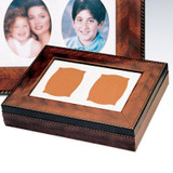 Tizo Bonita 4 x 6 Inch Photo Box Wood Picture Frame