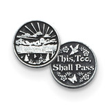This Too Shall Pass Memorial Token, MPN: GM10938, UPC: 785525063296