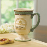 Ceramic Dishwasher and Microwave Safe Irish Coffee Mug, MPN: GM13196, UPC: 13051282639