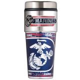 US Marine Corps 16 oz. Thermal Mug, MPN: GM13589, UPC: 737538613968