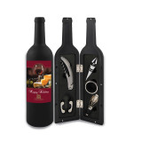 Five Piece Black Executive Wine Set, MPN: GM13701, UPC: 633944007066