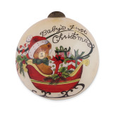 Ne'Qwa Susan Winget Baby's First Christmas Ornament, MPN: GM13915, UPC: 875555027686