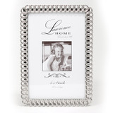 4 x 6 Inch Eternity Rings Metal Picture Picture Frame, MPN: GM14176, UPC: 751148067478