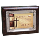 Confirmation Woodgrain Music Box, MPN: GM14504, UPC: 633303572563