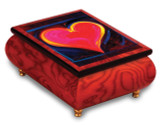 Artist Simon Bull Heartfelt III Music Box, MPN: GM15101, UPC: 802192900320