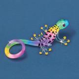 Gecko Island Gypsy Figurine Glass Baron, MPN: GM15143, UPC: 708873031137