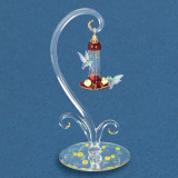 Hummingbirds Sweet Feeder Figurine Glass Baron, MPN: GM15192, UPC: 708873033803