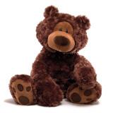 Gund 18 inch Philbin Chocolate Plush Bear, MPN: GM15290, UPC: 283990088962