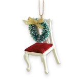 Memorial Chair Ornament, MPN: GM15785, UPC: 89945551686
