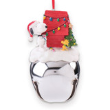 Jingle Buddies Snoopy Jingle Bell Ornament, MPN: GM15790, UPC: 89945479713