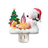 Snoopy Flickering Night-light, MPN: GM15791, UPC: 89945466645