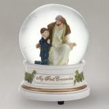 Glitterdome Musical Boy with Jesus, MPN: GM15844, UPC: 89945506457