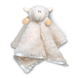 White Cuddle Buds Plush Lamb Blanket, MPN: GM15950, UPC: 725826015822