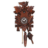 Bird and Leaves Quarter Call Cuckoo Clock, MPN: GM16186, UPC: 711705005824