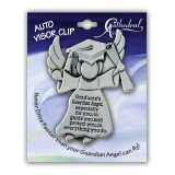 Graduation Angel Visor Clip Silver-tone, MPN: GM17384, UPC: 785525264112