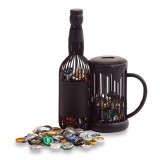 Beer Mug Cap Caddy, MPN: GM17817, UPC: 807348123459