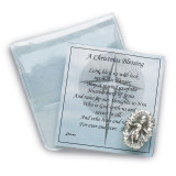 A Christmas Blessing Card with Baby Jesus, MPN: GM18005, UPC: 827225190602