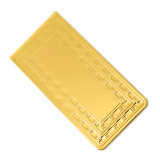 Money Clip Gold-tone, MPN: GM2706, UPC: 788089079789