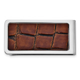Brown Money Clip, MPN: GM5022, UPC: 788089087975