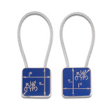 Acme Blueprint Key Ring, MPN: KCB01KR, UPC: 692757272382
