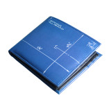 Acme Blueprint Billfold & Coin Wallet, MPN: LCB01BCW, UPC: 692757265001