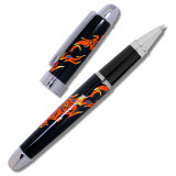 Acme Inner Mounting Flame Ballpoint Pen, MPN: PMJ01BP, UPC: 692757274089